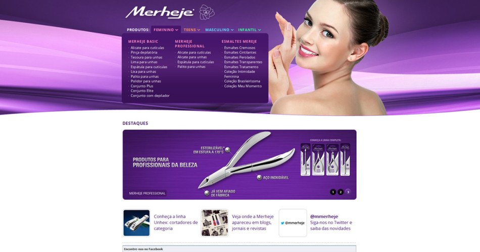 Merheje – website
